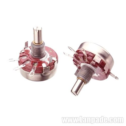 15K Ohm WTH118 2W 1A Potenciometro Rotary Pot Kit 4 PIN 50PCS Lot