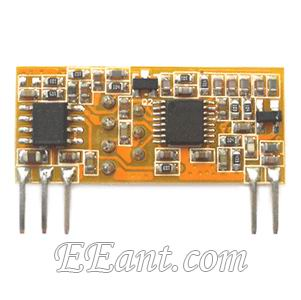 ASK Remote Module Receiver RF 50pcs lot Ontvangstmodule Byggemodul Alici Modul ET-RXB-8
