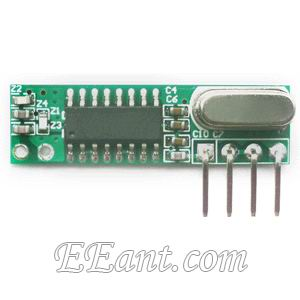 ET-RX-13 Superhet Receiver Module ASK OOK 100pcs lot Mottagarmodul Ontvanger Alici Modul
