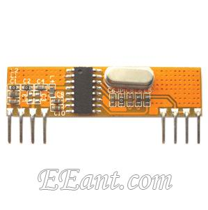 OOK Module Receiving 433.92Mhz 434Mhz 10pcs lot Mottagarmodul Ontvanger Alici Modul Receiver ET-RXB-11